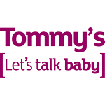 Tommy's charity logo